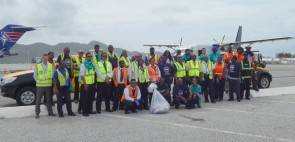 5th Anniversary of FOD Month at SXM Airport a Success