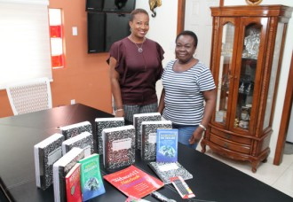 Office World Donates supplies to the Ministry ECYS.