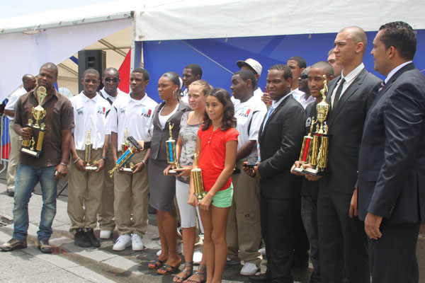 youthsrecognizedfortheirachievementsinsports14072012
