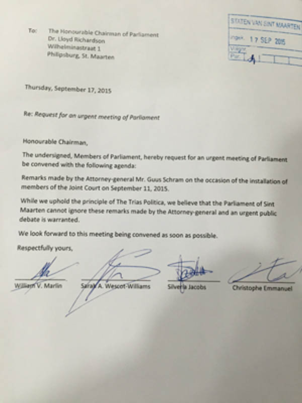 St martin news network opposition parties in parliament submitted of parliament from the national alliance faction and democratic party dispatched a letter to the chairman of parliament requesting an urgent meeting to altavistaventures Image collections