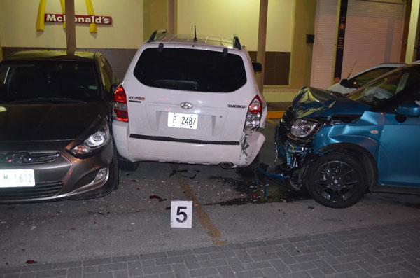 St  Martin News Network - Traffic accident- One victim
