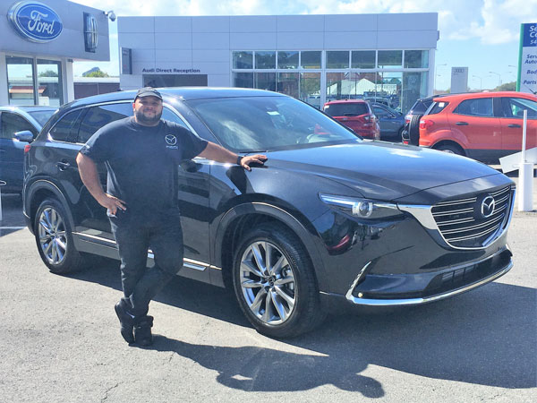 St Martin News Network All New 2018 Mazda Cx 9 Introduced At