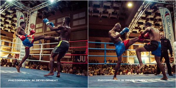 St  Martin News Network - Marco London brings St  Maarten's Pro Muay