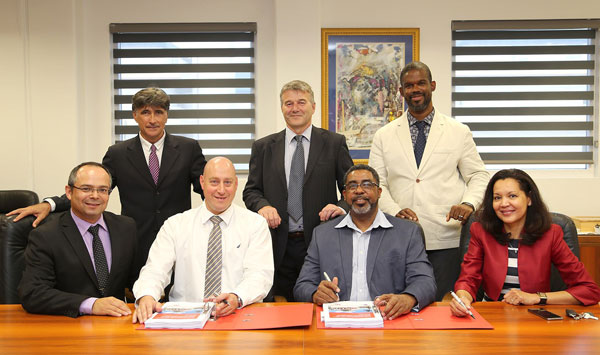 St  Martin News Network - TelEm Group partnering with MER