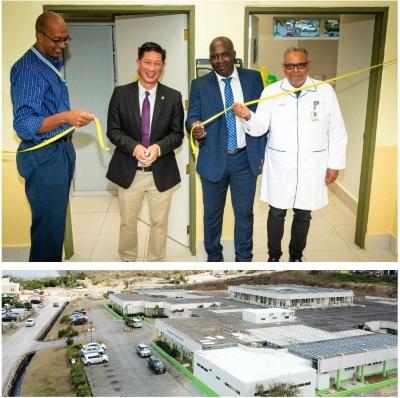 St  Martin News Network - SMMC officially opens new Urology