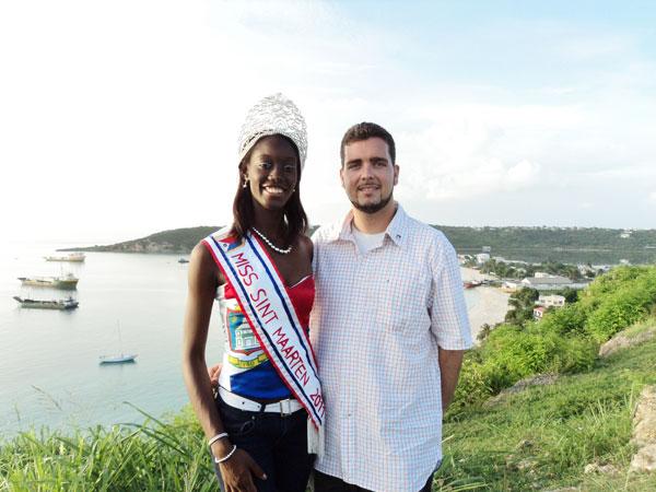 St  Martin News Network - Carnival Queen & SCDF President